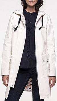 Бежевый плащ  Trench & Coat с накладными карманами, фото