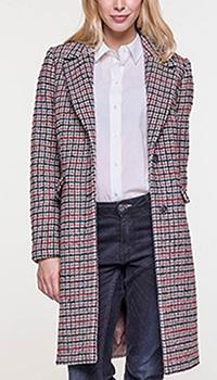 Пальто Trench & Coat прямого кроя в клетку, фото