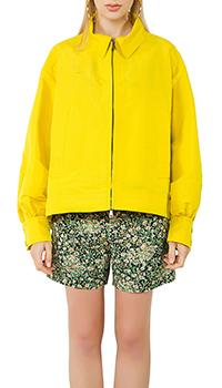 Куртка N21 желтого цвета, фото