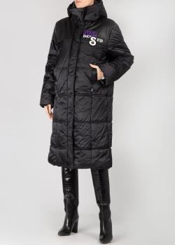 Длинное пальто Sportalm черного цвета, фото