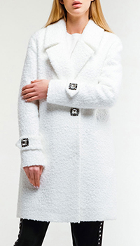 Пальто Sportalm белого цвета, фото