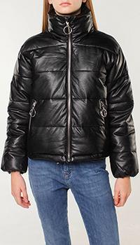Стеганая куртка Silvian Heach с высоким воротником, фото
