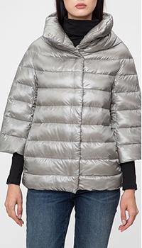 Женская куртка Herno серого цвета, фото