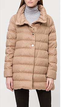 Куртка Herno удлиненная без капюшона, фото