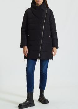 Стеганый пуховик Liu Jo Sport с высоким воротником, фото
