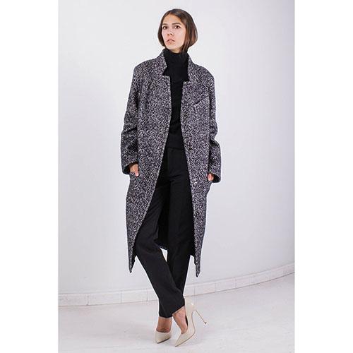 Женское пальто Ledition серого цвета, фото
