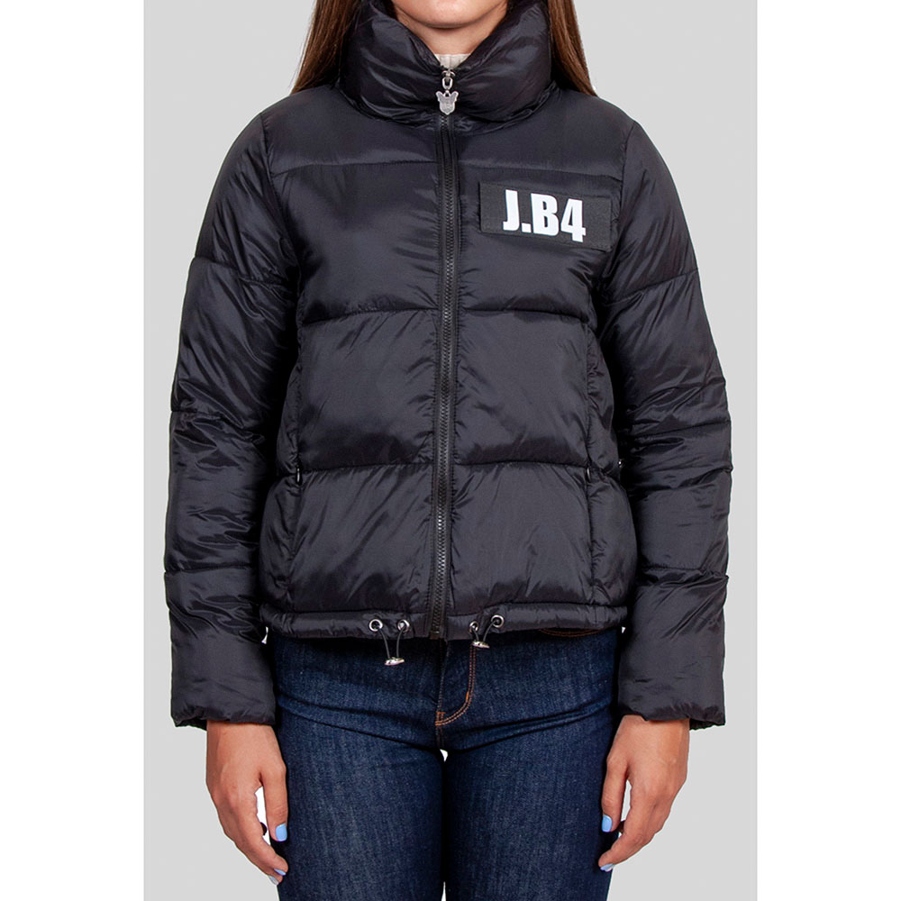 Короткая куртка J.B4 Just Before черного цвета