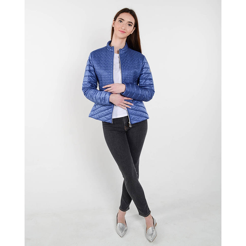 Куртка Cerruti синего цвета