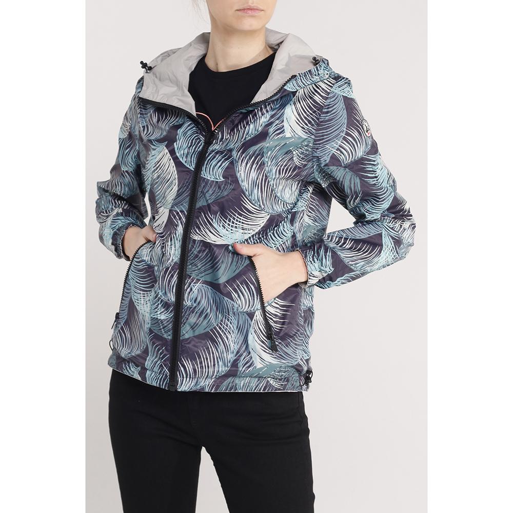 Двухсторонняя куртка Jott с флористическим принтом