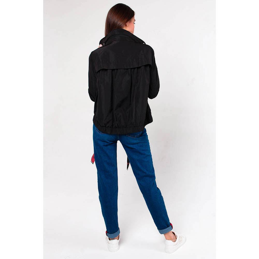 Свободная куртка Emporio Armani с завязкой