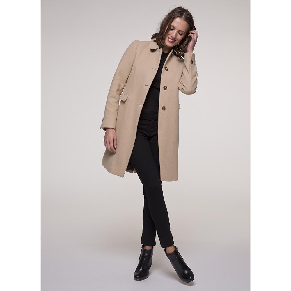 Классическое пальто Trench & Coat бежевого цвета