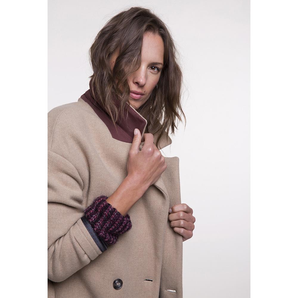 Пальто Trench & Coat прямого кроя бежевого цвета