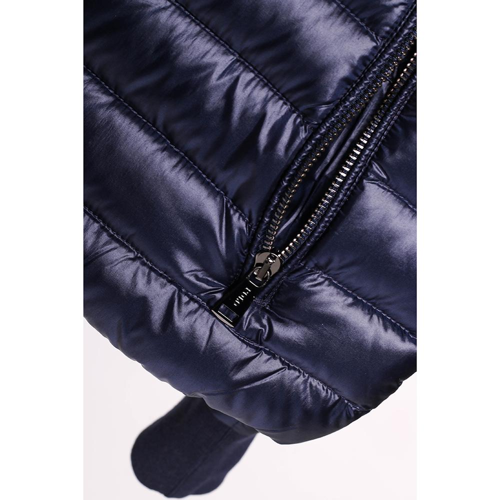 Легкая куртка Polo Ralph Lauren синего цвета