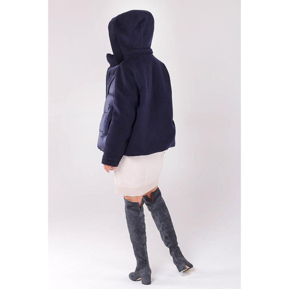Куртка Peserico темно-синего цвета