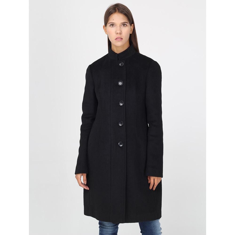 Классическое пальто Armani Jeans с воротником-стойкой