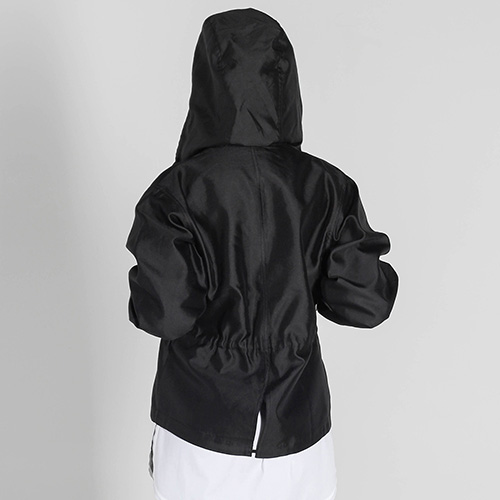 Ветровка Raoul черного цвета, фото