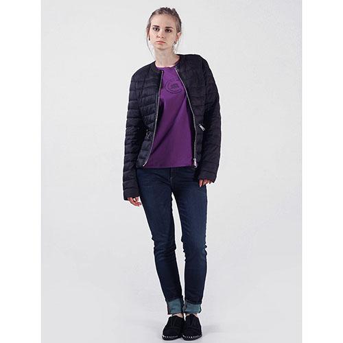 Куртка Rinascimento черного цвета, фото