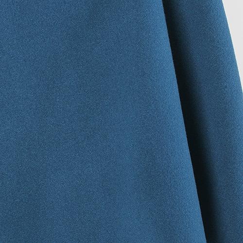 Шерстяной жилет Plein Sud цвета морской пион, фото