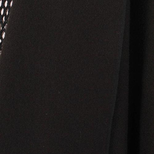 Шерстяной жилет Plein Sud черного цвета, фото