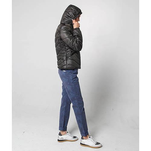 Куртка Ciesse Piumini черного цвета на пуху, фото