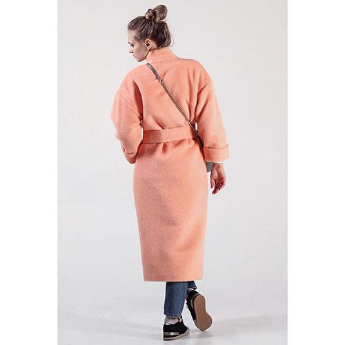 Пальто The Body Wear розового цвета, фото