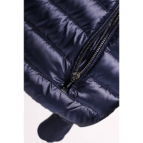 Легкая куртка Polo Ralph Lauren синего цвета, фото