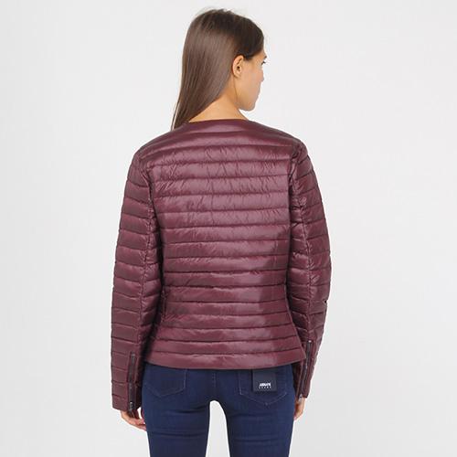 Стеганая куртка Polo Ralph Lauren цвета портвейн , фото