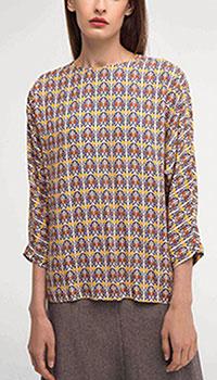 Блуза Shako с укороченным рукавом , фото