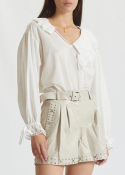 Блуза Twin-Set с асимметричным низом, фото