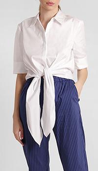 Рубашка Twin-Set с коротким рукавом, фото