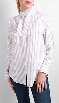 Белая рубашка Riani в полоску, фото