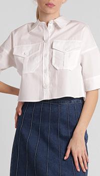 Рубашка Riani с накладными карманами, фото