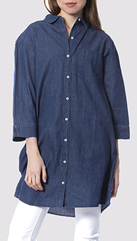 Рубашка-туника Silvian Heach с рукавом длинной три четверти, фото