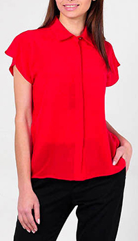 Блуза Emporio Armani с коротким рукавом, фото