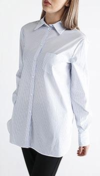 Рубашка Ermanno Scervino с принтом на спине, фото