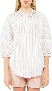 Рубашка Vivetta с пышными рукавами, фото