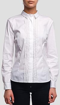 Женская рубашка Peserico белого цвета, фото