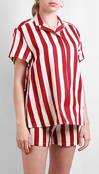 Рубашка Red Valentino с коротким рукавом, фото