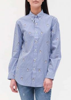 Рубашка в полоску Polo Ralph Lauren с медведями, фото