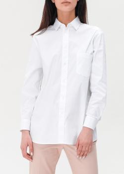 Белая рубашка Red Valentino с бантами на спине, фото