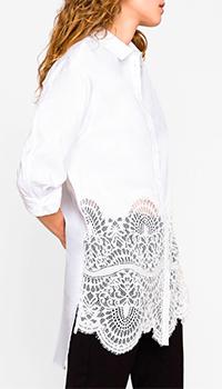 Женская рубашка Twinset с длинным рукавом, фото