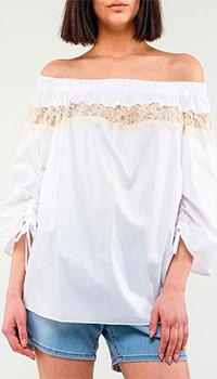 Блуза Twinset с открытыми плечами, фото