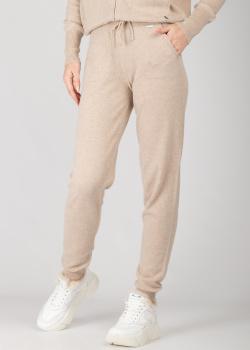 Кашемировые брюки GD Cashmere с завязками, фото