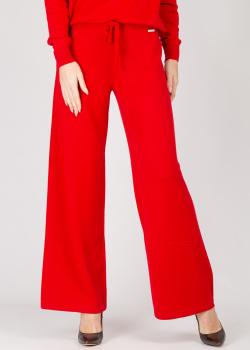Трикотажные широкие брюки GD Cashmere, фото