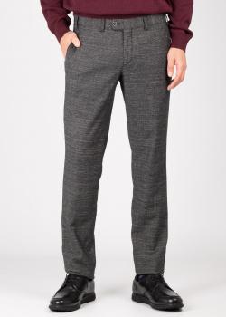 Прямые брюки Hiltl серого цвета, фото