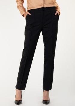 Черные брюки Nina Ricci со стрелками, фото