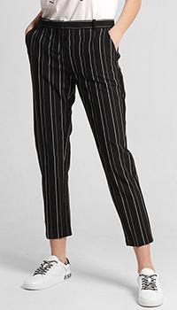 Женские брюки Pinko черного цвета, фото