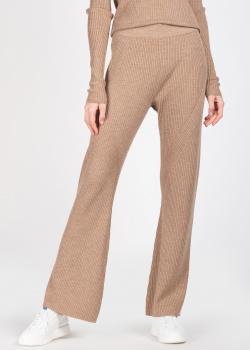 Трикотажные брюки Rag & Bone в рубчик, фото