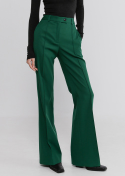 Шерстяные брюки Shako со стрелками, фото