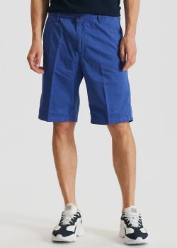 Мужские шорты Paul&Shark синего цвета, фото